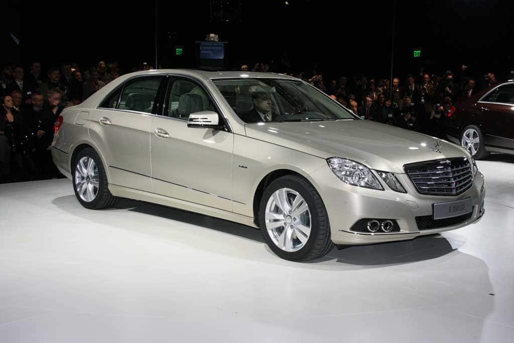 Mercedes-Benz Slashes E-Class Pricing