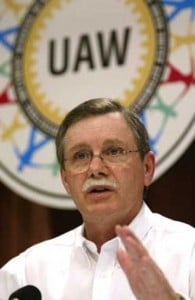 UAW Pres. Ron Gettelfinger cashes out of Jobs Bank