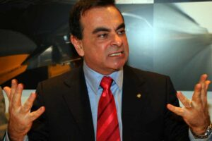Carlos Ghosn sees Old Testament wrath facing auto industry.