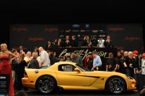 "Hurst/Viper 1 goes for 250 ""large"" at the Barrett-Jackson"
