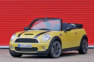 Love Is Blind Especially If You Can Overlook The 2010 Mini Cooper S Convertible Distinct