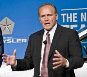 "Chrysler CEO Bob Nardelli: ""Hands off, Fiat"""