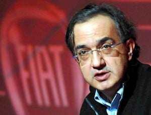 Fiat CEO Sergio Marchionne boycotts meeting with senior German leaders over the sale of Opel.