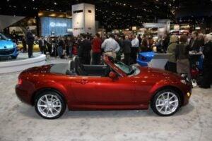 2010 Mazda Miata: long-lasting appeal