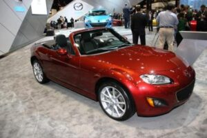 2010 Mazda Miata: 20 years later