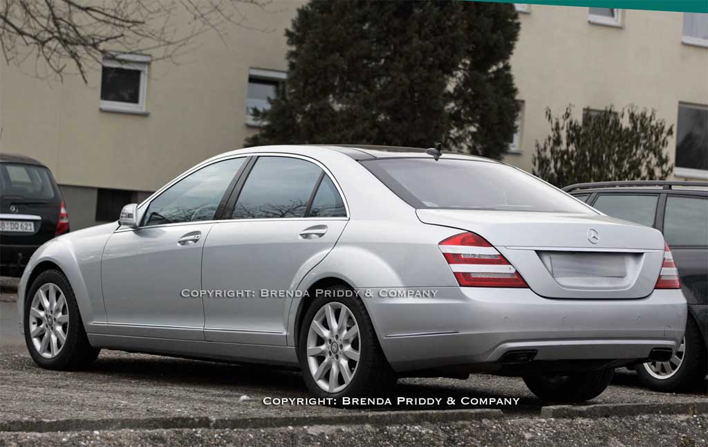 Spy Shots: 2010 Mercedes-Benz S-Class