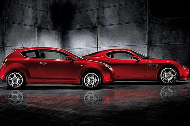 Sneak Peek: Alfa-Romeo GTA Mito