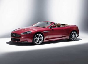 Aston Martin DBS Volante -- could more surprises be in store at Geneva?