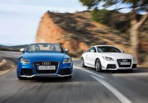 Audi TT RS: Cabrio or Coupe