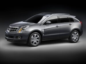 Cadillac SRX looks to be a solid entry in a declining segment.