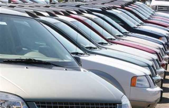 Auto Industry Sales Keep Sliding in February