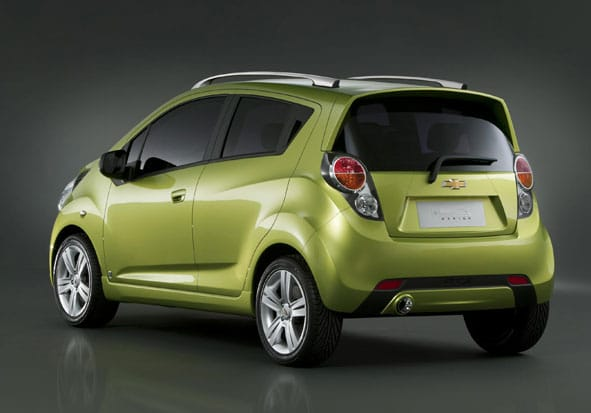 Sneak Peak: Chevrolet Spark