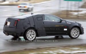 2011 Caddy CTS Coupe V-Series: the last trick from GM's high-performance team?