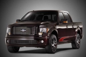 Harley-Davidson F-150 could spur demand further
