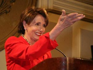 Pelosi: bailout carries a stiff price