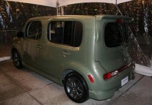 Nissan Cube: Geek Chic?