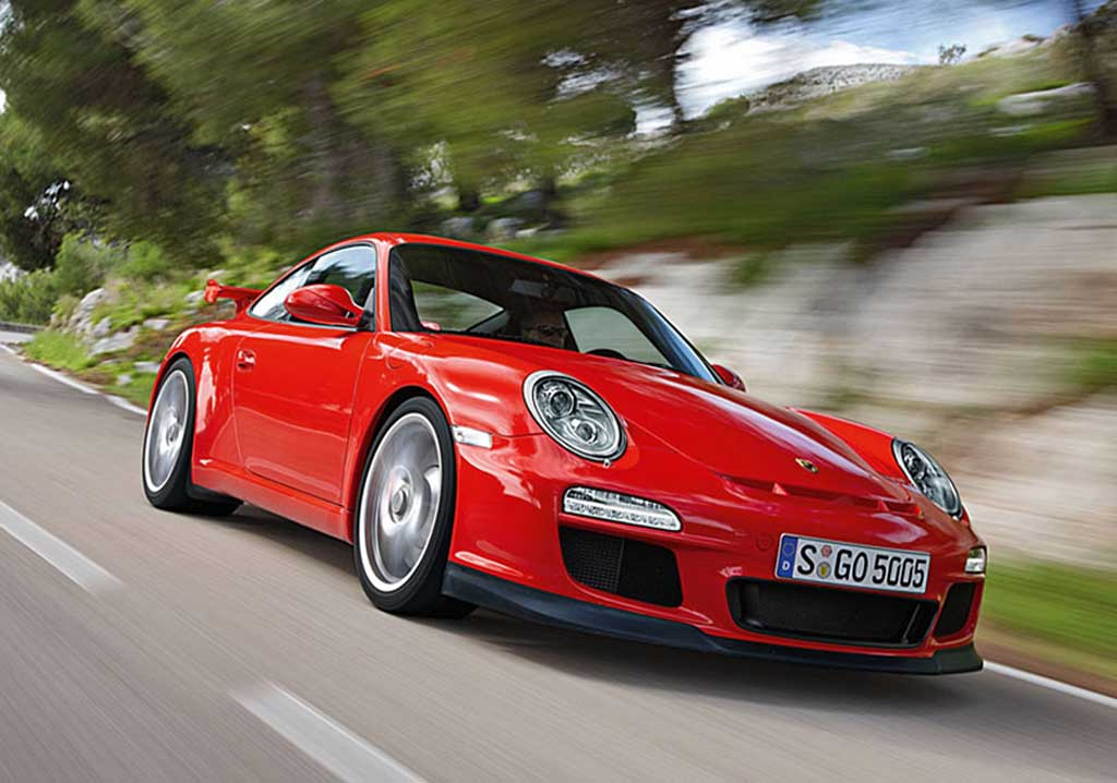Sneak Peek: Porsche 911 GT3