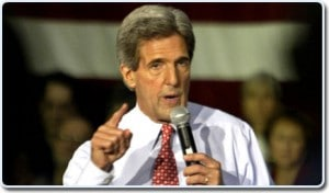 Senator Kerry is shocked, shocked at business travel and entertainment expenses and wants to curtail them.