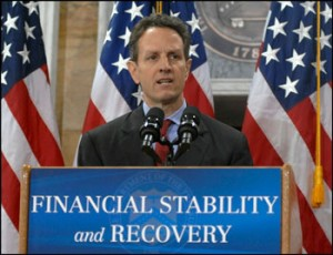 Treasury Sec. Tim Geithner has called for sharp concessions by Chrysler lenders.  His department is rejecting a new proposal by debt holders.
