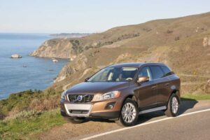 2010 Volvo XC60: where's the box?