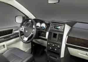 2009 Dodge Grand Caravan 25th Anniversary Edition 2009