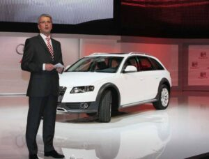 No plans yet for an Audi A4 allroad quattro model in the U.S.