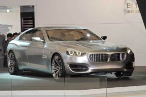 Will BMW abandon Tokyo for China?  It used the Shanghai Motor Show to unveil its CS Concept in 2007.