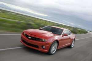 The 2010 Chevrolet Camaro is one of three finalists for International Car of the Year. Notably ICOTY choose no Japanese products for either truck or car finalists.