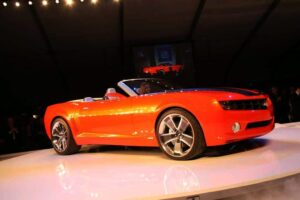Meltdown by a key supplier will delay the launch of the planned Camaro Convertible.