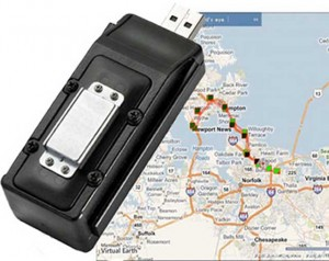 Pint-sized spy device can track everywhere you drive, then make that information available for instant download.