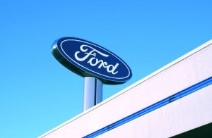 Ford marketing flatters Hyundai by emulating incentives.