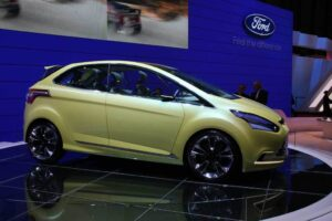Latest Iosis concept shows the themes of the next C-Max.