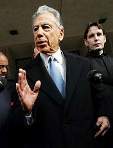 Will Kirk Kerkorian's own empire fall?