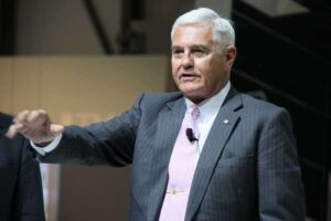 Bob Lutz: 77 is old enough.