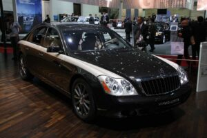 Maybach Zeppelin: Is timing everything in a weak luxury market?