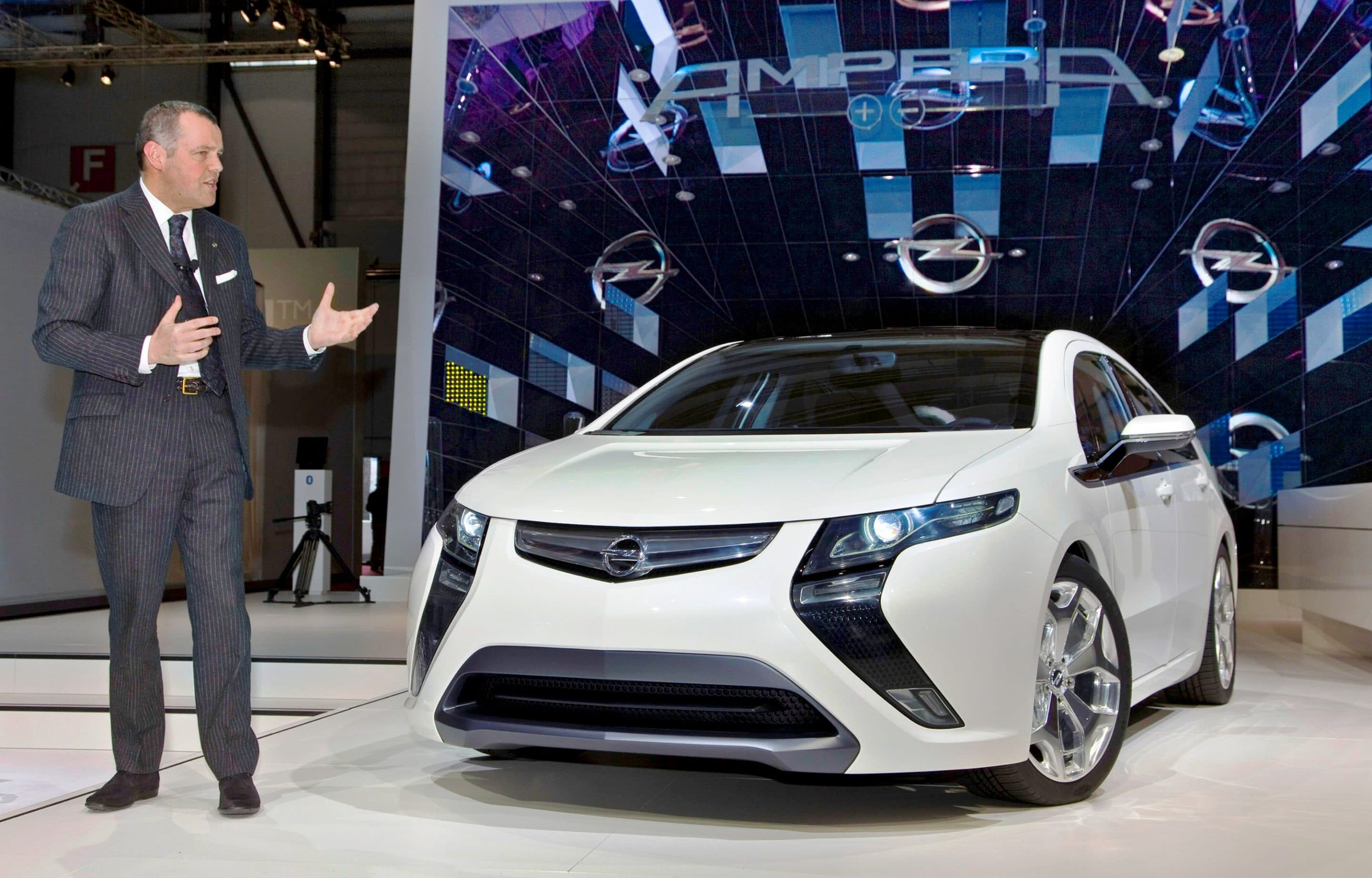 """Plans for Buick """"Volt"""" Not Yet Locked in Stone"""