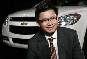 Will GM's 47-year-old CFO Ray Young be the next to go in a top management shake-up?