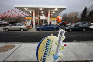 Look for more gasoline marketing campaigns as the weather warms.