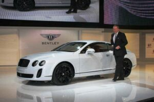Continental Supersports - Bentley's fastest, most powerful ever. Also the cleanest?