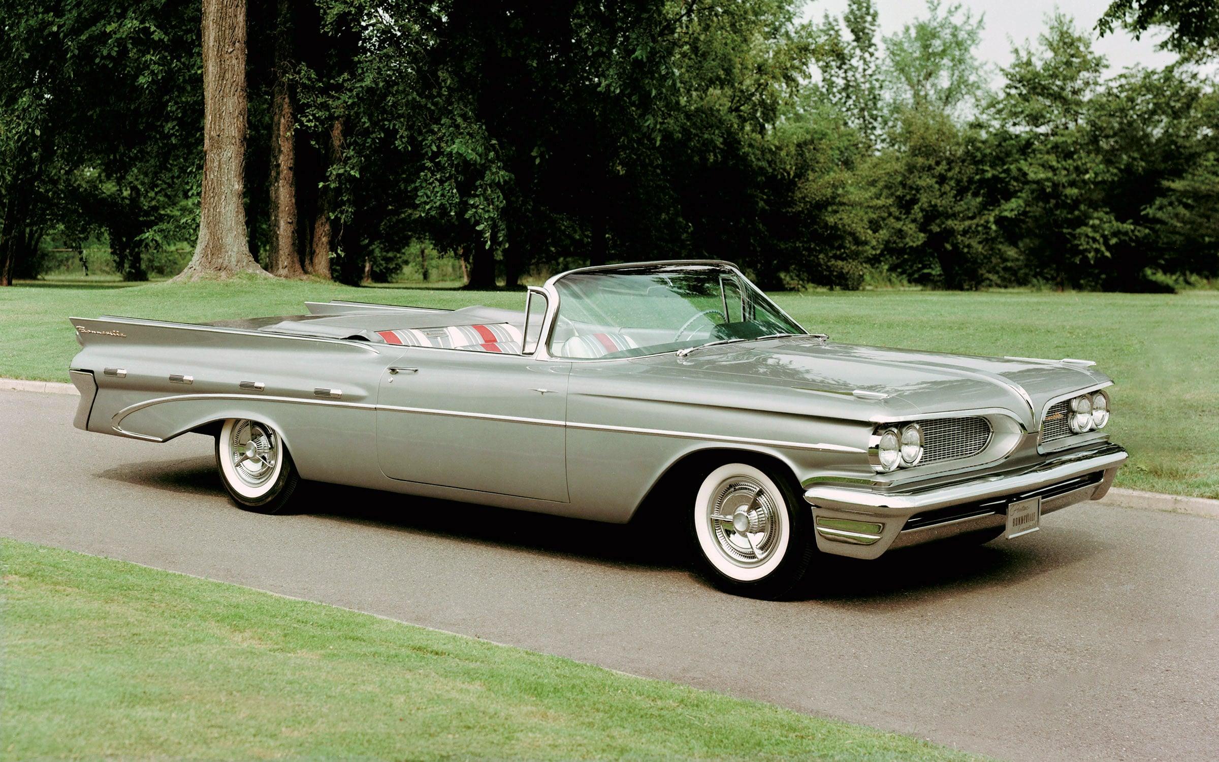 Requiescat In Pace, Pontiac » 1959 Pontiac Bonneville Convertible
