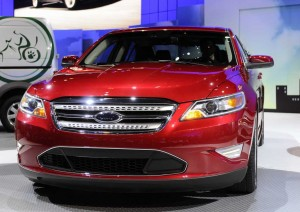 Sho-off: with the addition of an Ecoboost V-6, expect the 2010 Ford Taurus SHO to be one of the fastest offerings in its segment.