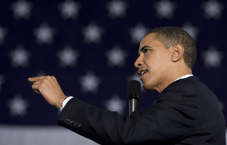 High Noon as President Obama Shoots Down Hedge Funds and Speculators