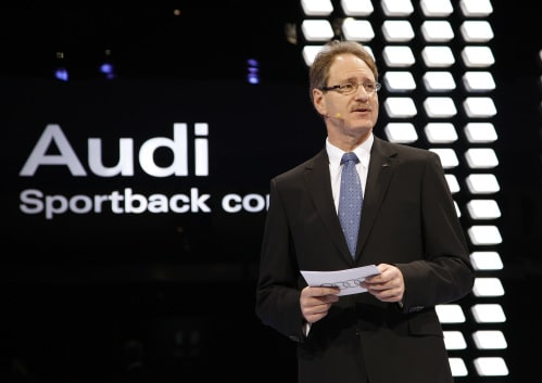Q&A: Audi America CEO Johan de Nysschen