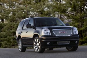 How many  full-size GMC hybrids is one too many?