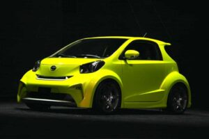 Scion thinks it has a smart idea with its IQ concept, and could launch a U.S. version early in the coming decade.