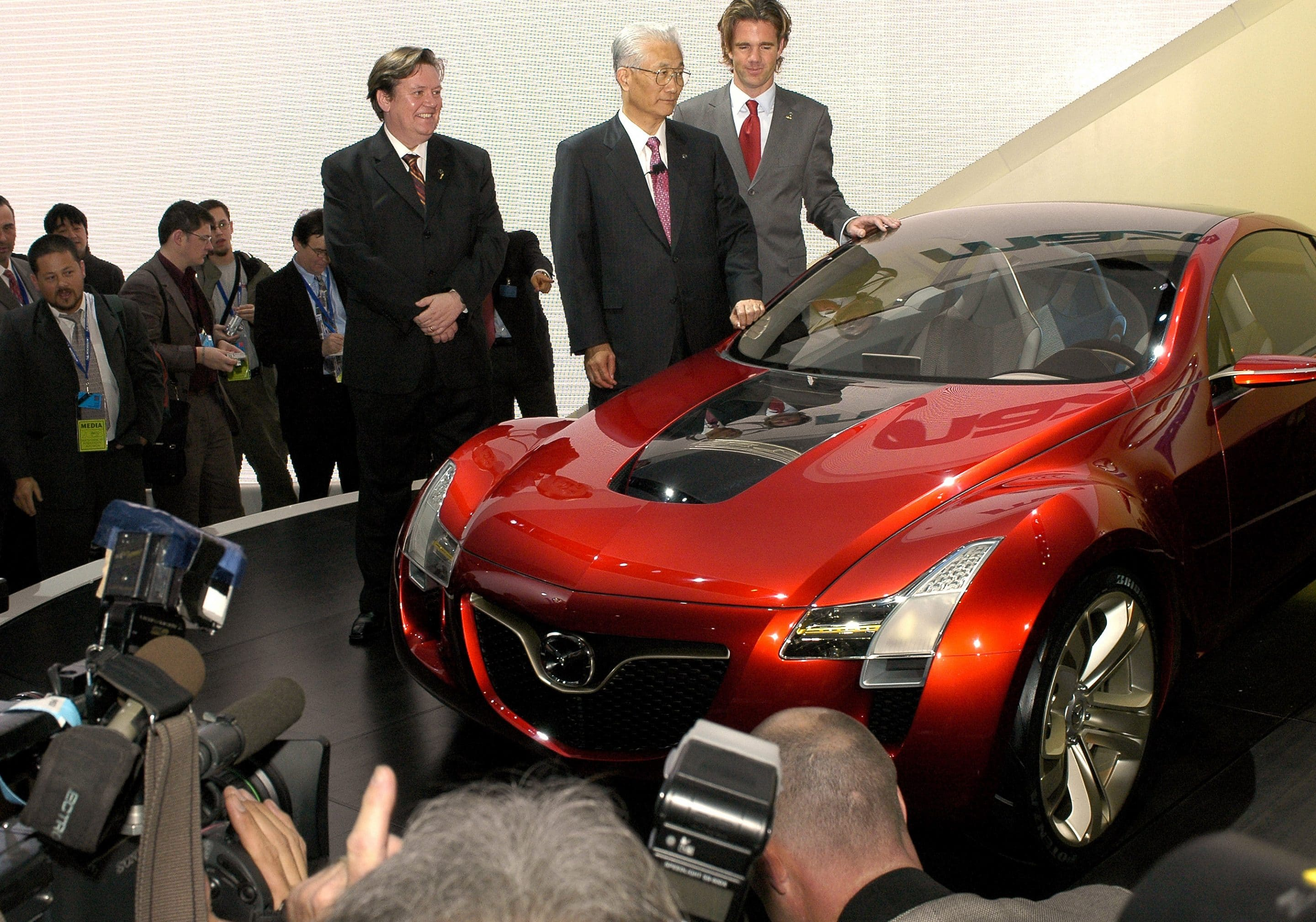 Mazda May Abandon Spark Plugs for Laser Ignition