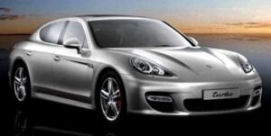 The Shanghai debut of the Porsche Panamera marks the first time the German maker has debuted an all-new product outside of the U.S. or Europe.
