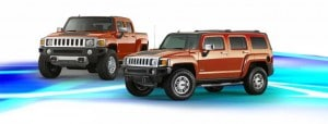 100 mpg from a Hummer H3?  Depends on how you do the math.