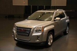 With the new 2010 GMC Terrain, the automaker hopes to go after soft-roaders like the Ford Edge and Hyundai Santa Fe.