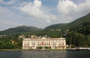 Enchanted April, at least along Italy's Lake Como, means one of the world's most heralded classic car shows, the Concorso d'Eleganza Villa d'Este